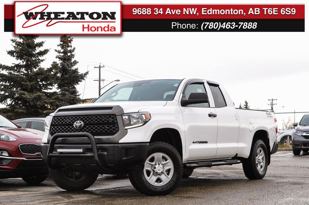2019 Toyota Tundra In Edmonton Ab Wheaton Honda 5tfum5f13kx081086