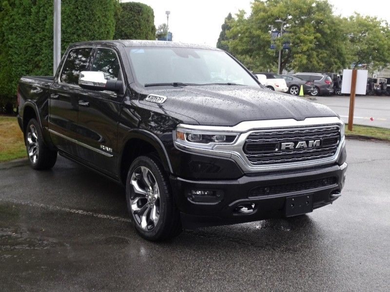 Ram Ram pickup 1500 Limited  - Leather Seats -  Cooled Seats Vehicle Details Image