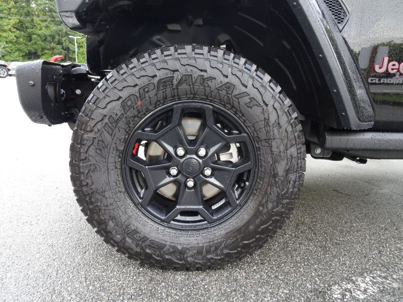Jeep Gladiator Rubicon Vehicle Details Image