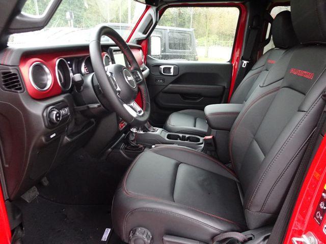 Jeep Gladiator Rubicon   Vehicle Details Image