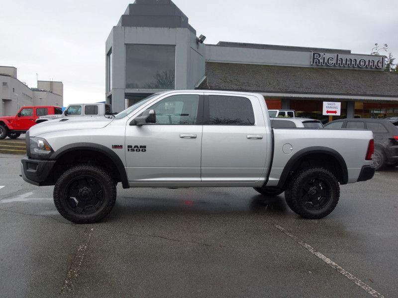 Ram Ram pickup 1500 REBEL - LIFT & TIRES LOCAL NO ACCIDENTS Vehicle Details Image