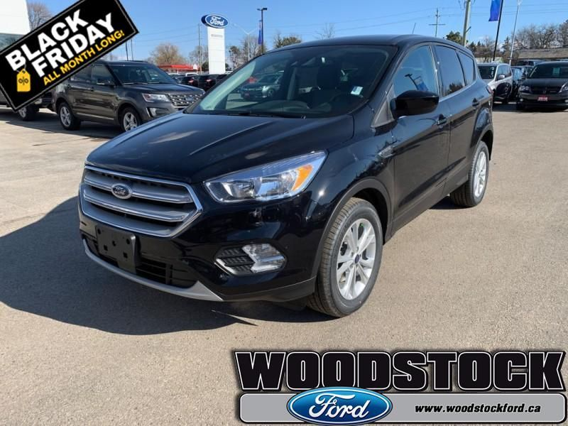 New Cars, Trucks and SUVs in Woodstock, ON | Woodstock Ford