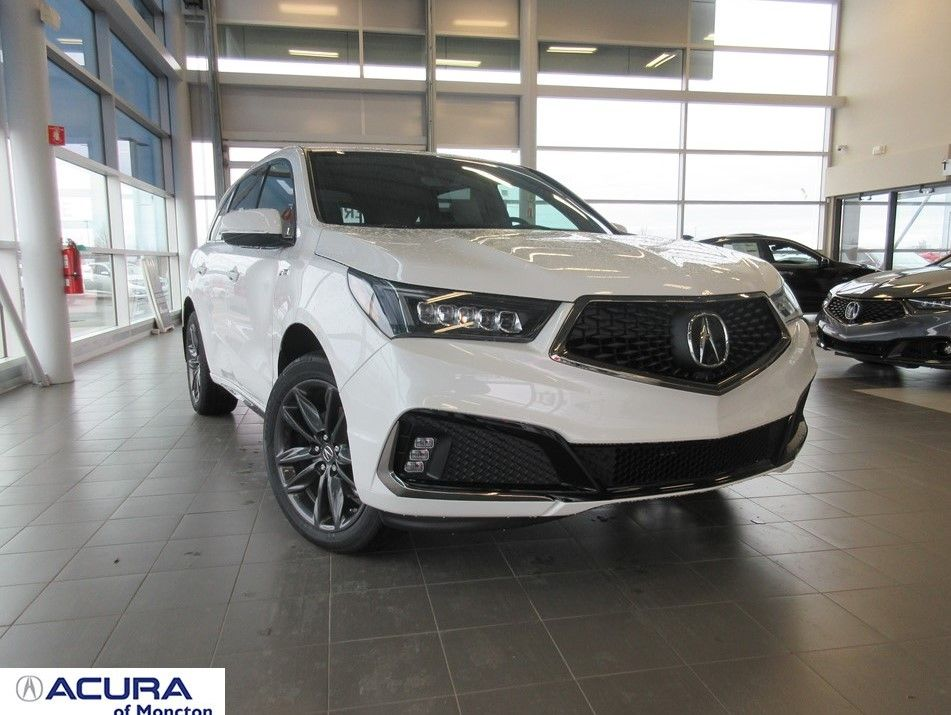 2021 Acura RDX SH-AWD ELITE PKG 10AT in Dieppe, NB | Acura ...
