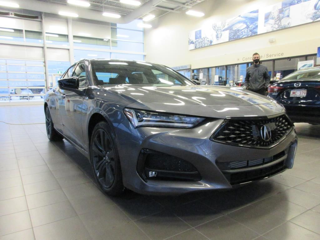 2021 Acura TLX 2.0L TURBO SH-AWD A-SPEC PKG 10AT in Dieppe ...