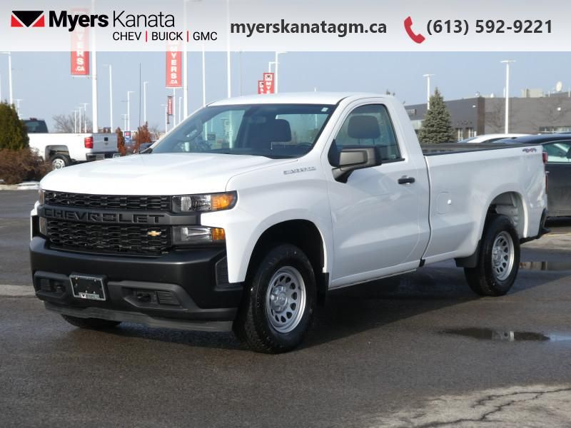 2020 Chevrolet Silverado 1500 In Ottawa On Myers Automotive Group 3gcnyaeh0lg213629