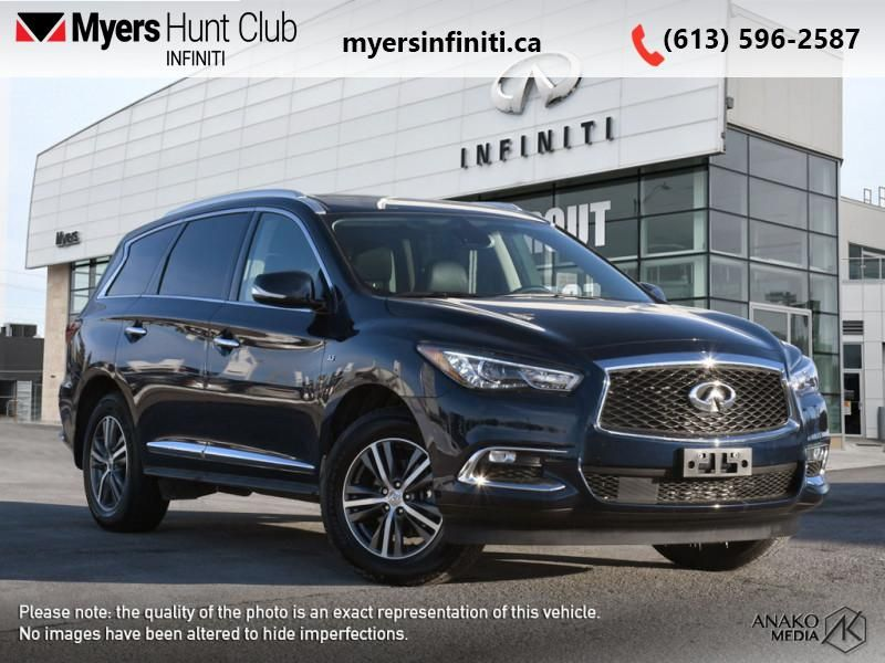 Used Cars Suvs For Sale In Nepean Myers Infiniti