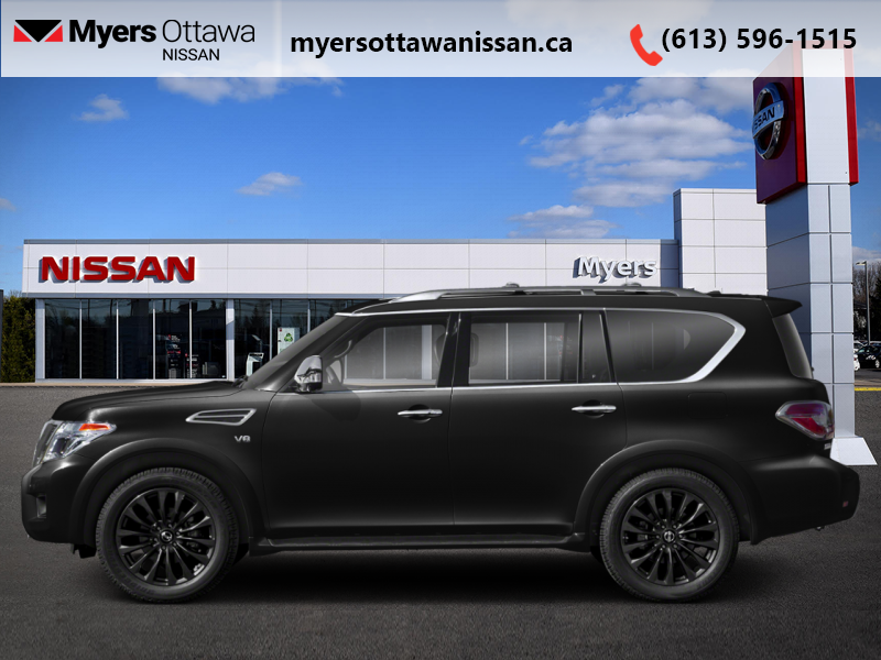 Nissan Armada For Sale In Ottawa On Myers Automotive Group
