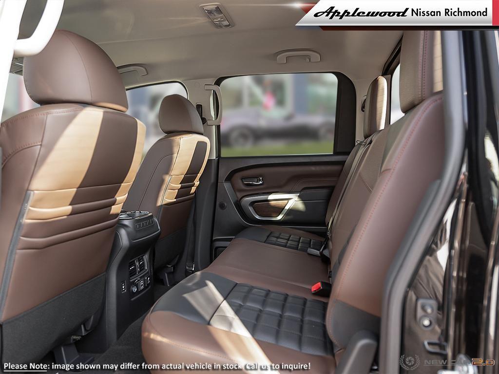 Nissan Titan xd Platinum Reserve Vehicle Details Image