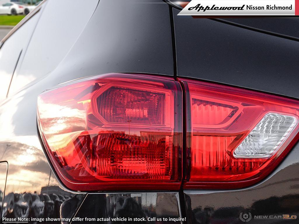 Nissan Pathfinder SV Tech Vehicle Details Image