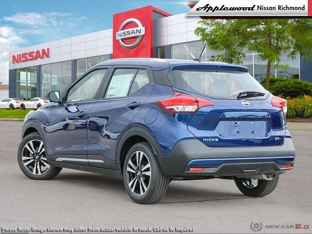 Nissan Kicks SR Vehicle Details Image