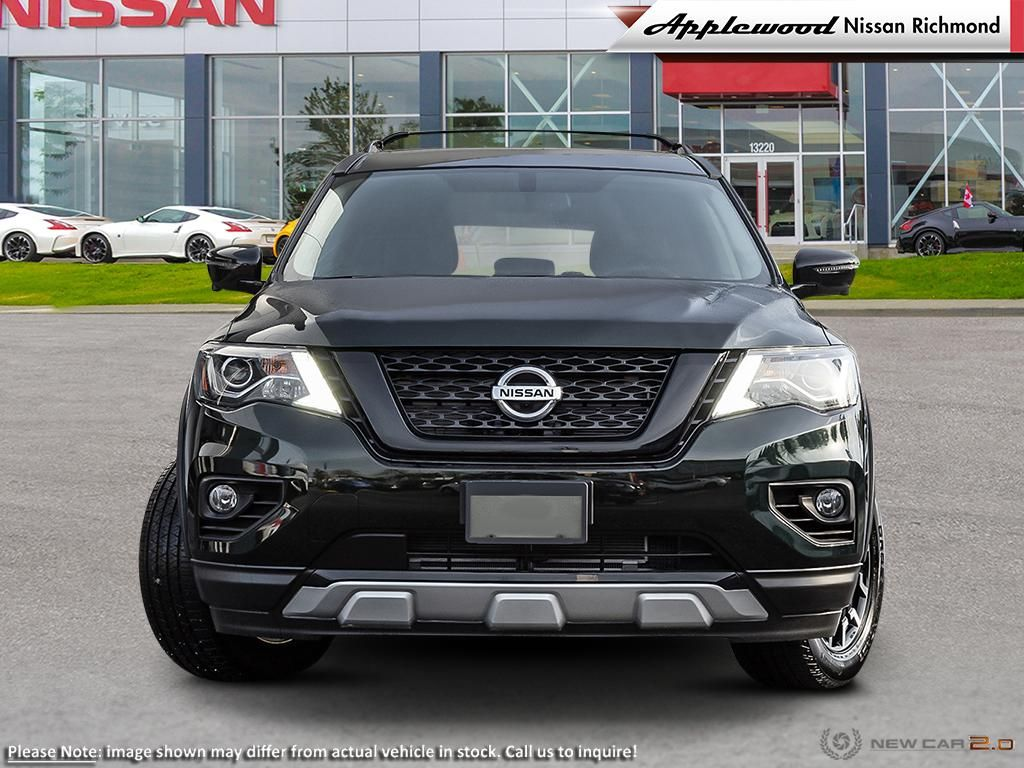 Nissan Pathfinder SL ROCK CREEK Vehicle Details Image