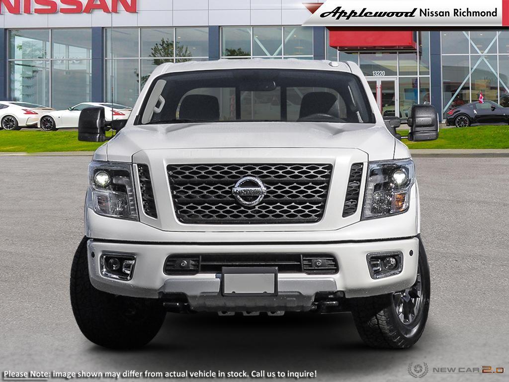Nissan Titan xd PRO-4X Vehicle Details Image