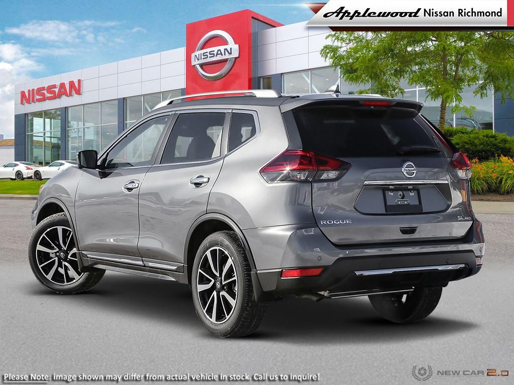 Nissan Rogue SL Vehicle Details Image