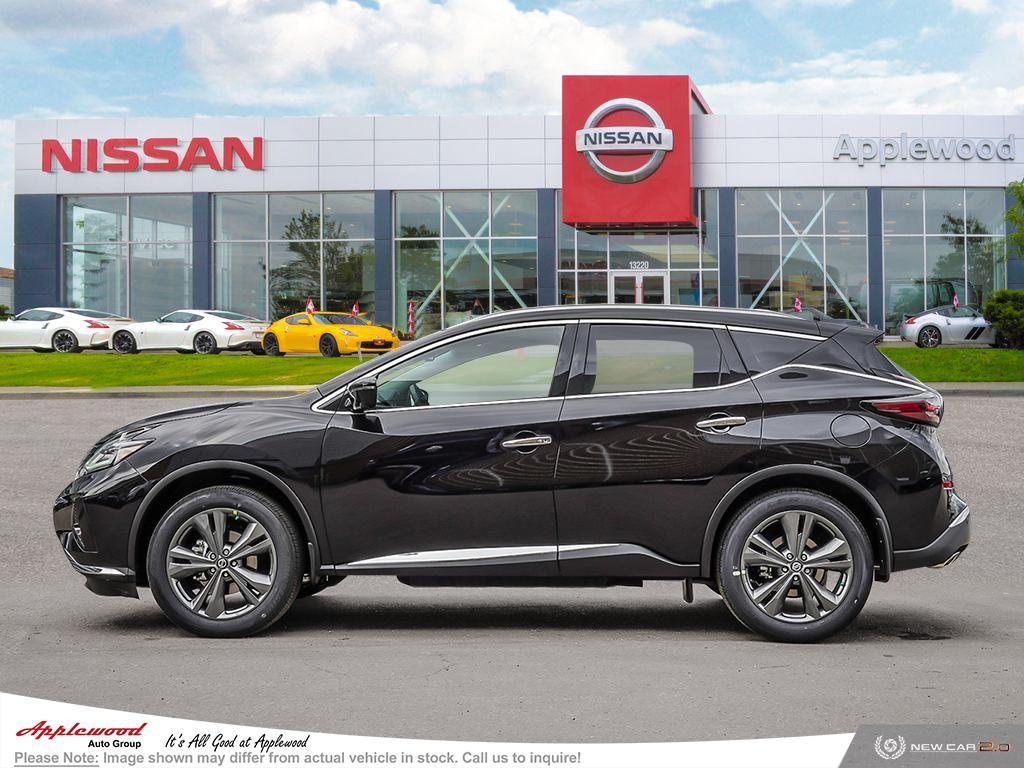 Nissan Murano Platinum Vehicle Details Image