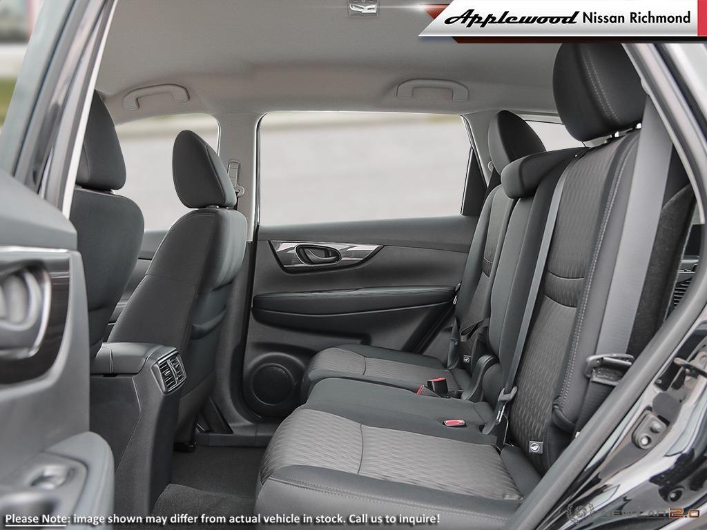 Nissan Rogue S Vehicle Details Image
