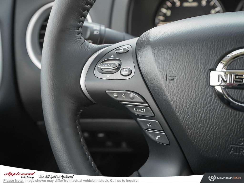 Nissan Pathfinder SL Premium Vehicle Details Image