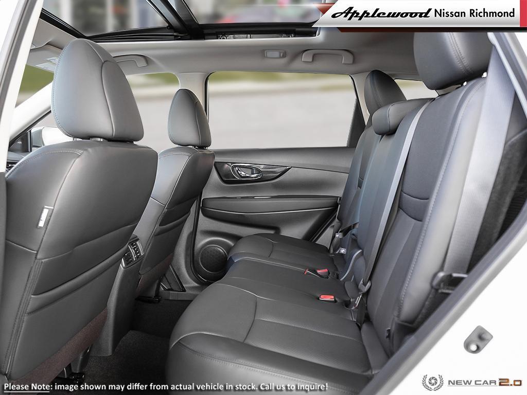 Nissan Rogue SL Vehicle Details Image